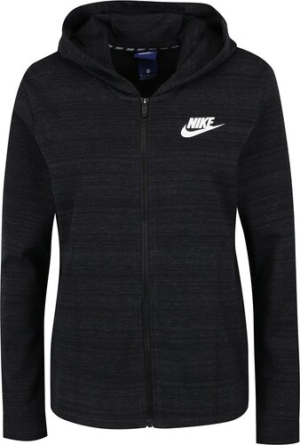 ff14759f2870 Čierna dámska mikina s kapucňou Nike - Glami.sk