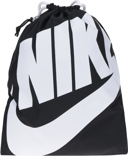 Černý dámský vak s potiskem Nike - Glami.cz 1e48f72bfa