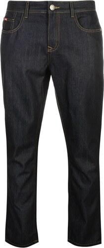 Lee Cooper Straight Leg Jeans pánské Raw - Glami.sk 619205738f