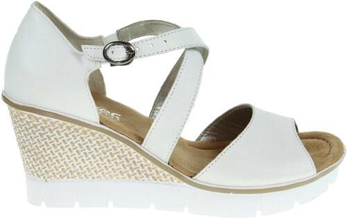Rieker dámské sandály 68548-80 bílé - Glami.sk d812f04973