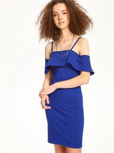 b6d3552cead0 Top Secret šaty dámské jednobarevné s odhalenými rameny - Glami.cz