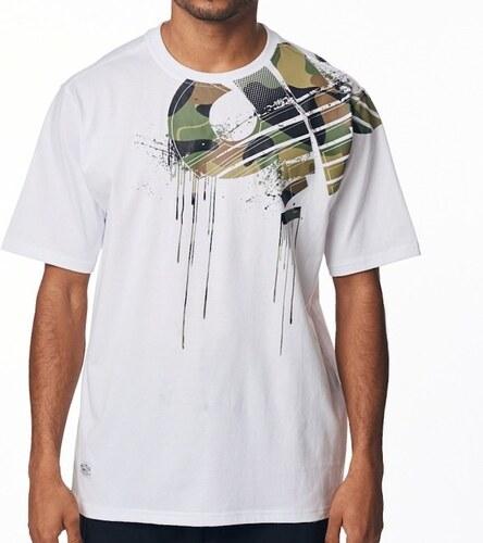 06b38b1f3f8b Pelle Pelle Demolition T-shirt White Camo - Glami.cz