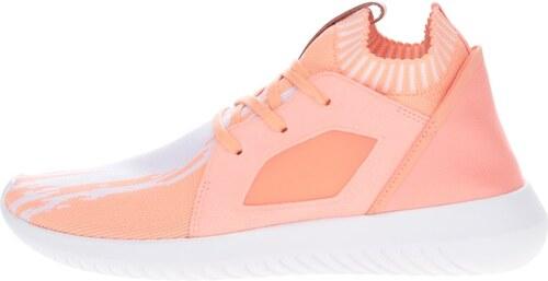 Oranžové dámské tenisky adidas Originals Tubular Defiantpk - Glami.cz bf91cb48590