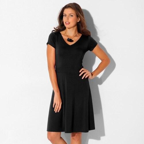 Blancheporte Strečové šaty čierna - Glami.sk bd8a2287b89
