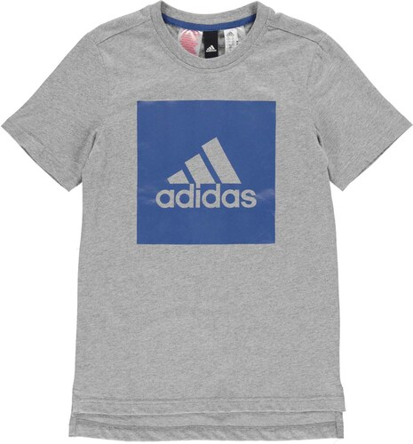 8491f1a48 Dětské tričko Adidas Box Logo Tee Shirts Junior - Glami.cz