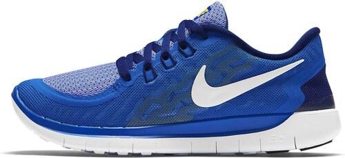 Běžecké boty Nike FREE 5.0 (GS) 725104-404 - Glami.cz 72645ed64a