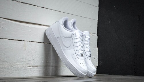 66c507f999d Nike Air Force 1 (GS) White - Glami.cz