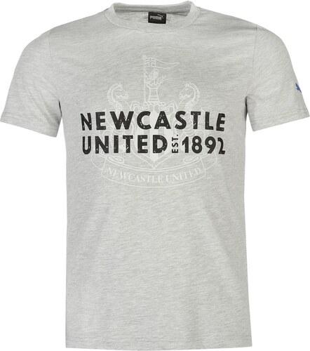 Tričko Puma Newcastle United Graphic T Shirt Mens - Glami.sk f5e4544a229