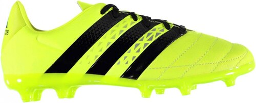 7d4471359be1 Crampoane Adidas - Ace 16.3 Leather FG football Boots Junior - Glami.ro