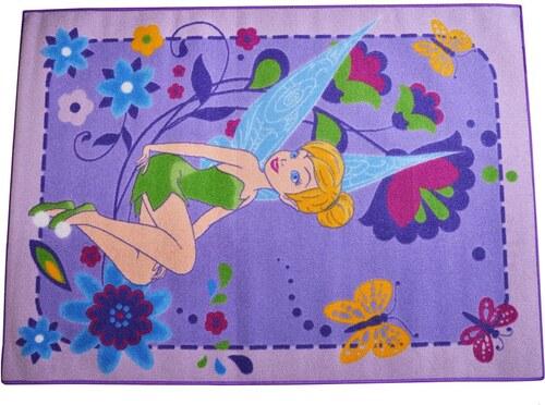 Carpet your life Dětský koberec Fairy Flowers c8224265634