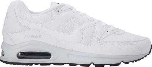 Pánské Tenisky Nike AIR MAX COMMAND PRM WHITE WHITE-PURE PLATINUM-ARMO df937a38ec4