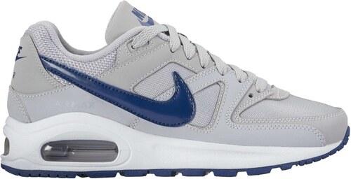 Dětské Tenisky Nike AIR MAX COMMAND FLEX (GS) WOLF GREY COASTAL BLUE ... ab2164d9c4