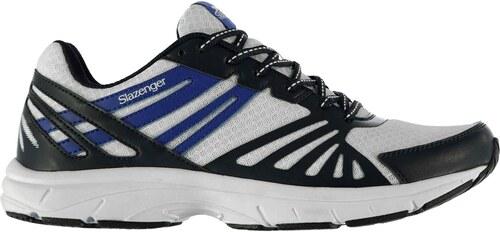 boty Slazenger Dash Jogger Running Shoes pánské White Navy - Glami.sk 7e857d25666