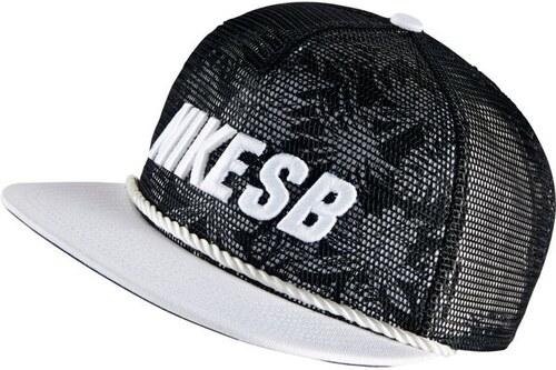 60a61bcae8a Kšiltovka Nike SB CAP PRO SB S+ ONE SIZE black white black white ONE ...