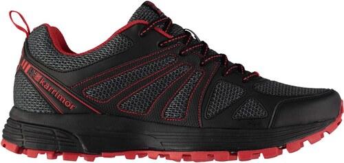 925f35ebc Karrimor Caracal pánské Trail Running Shoes Charcoal/Red - Glami.sk