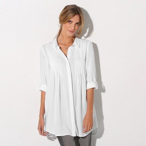 b906cd41ce42 Blancheporte Dlhá košeľa biela - Glami.sk