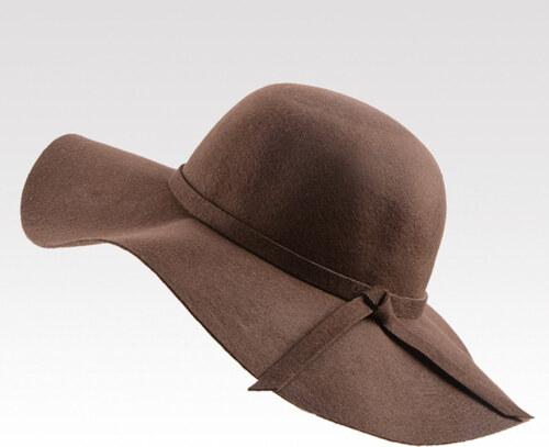 03d7f262a Wayfarer Dámský klobouk West hnědý - Glami.cz