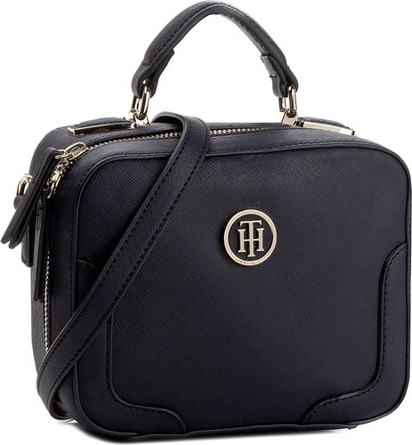 cbb5330a9a Kabelka TOMMY HILFIGER - Miss Tommy Micro Trunk AW0AW03675 413 ...