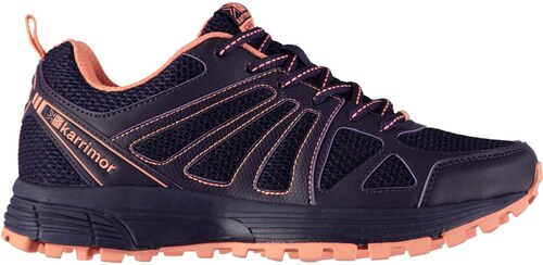 fb05dbcdb3 boty Karrimor Caracal dámské Trail Running Shoes Purple Coral - Glami.sk