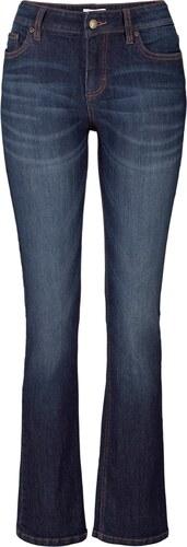 bonprix Strečové džíny BOOTCUT - Glami.cz f8c6af4749