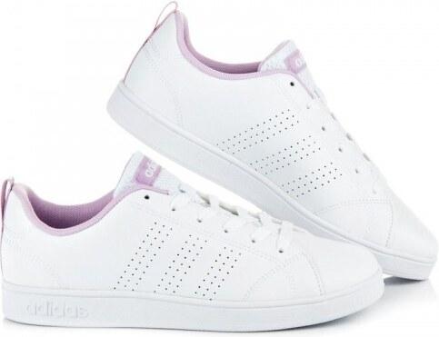 Dámské tenisky ADIDAS VS ADVANTAGE CLEAN K bílé - bílá - Glami.cz 9a3e446bf7