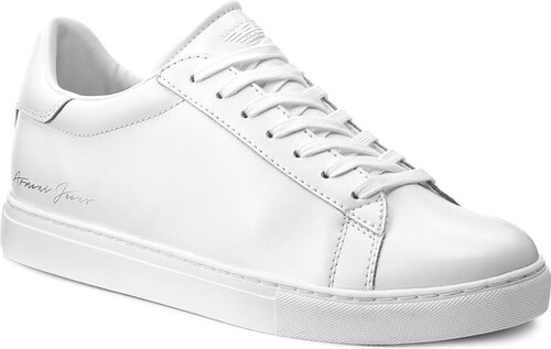 Sportcipő ARMANI JEANS - 935022 7A400 00010 Bianco - Glami.hu 0704c3e7ce