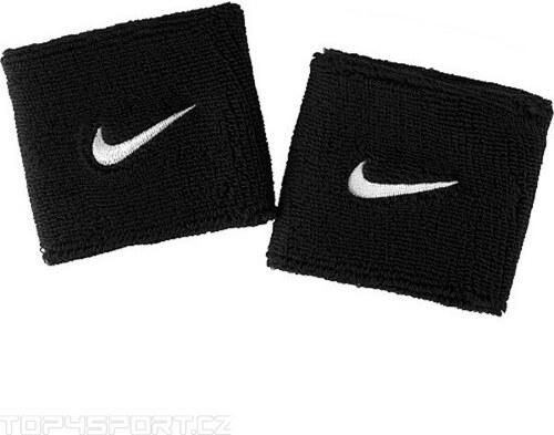 Potítko Nike SWOOSH WRISTBANDS NNN04010OS-010 - Glami.cz 9af45c1ef1