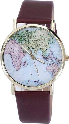 HGM Dámské hodinky naramkové Designové elegantní - Glami.cz ab145ef439