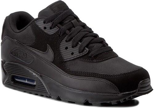 Cipők NIKE - Air Max 90 Essential 537384 090 Black Black Black Black ... 4afe13a4d0