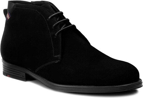 Bokacipő LLOYD - Patriot 27-643-10 Black - Glami.hu 852d465123
