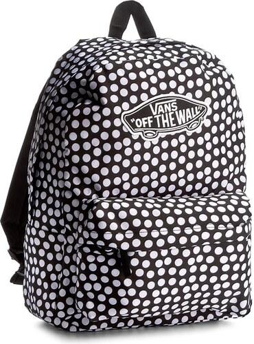 9c6537ad8e7 Batoh VANS - Realm Backpack VN000NZ0M9A Bílá Černá - Glami.cz