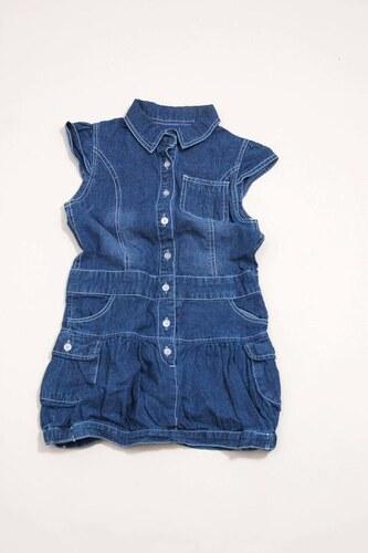 48d5bf5a0f00 Pidilidi PD705 šaty dievčenské riflové - Glami.sk