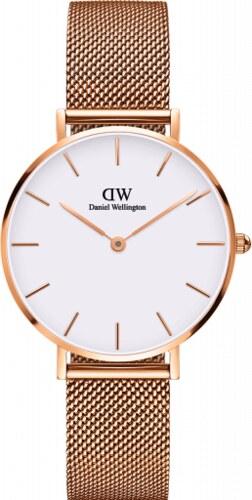 DANIEL WELLINGTON CLASSIC PETITE MELROSE ROSE GOLD 32MM - Glami.cz bdc5569711b
