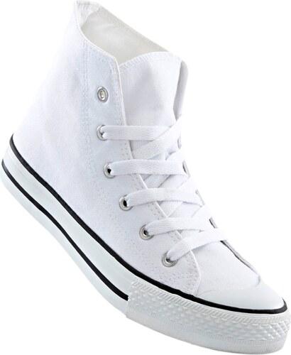 High Bonprix Sneakers Femme Pour Blanc Rapqrx Collection Bpc nwvNm80