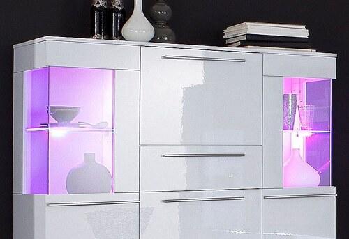 RGB-LED-Glaskantenbeleuchtung, HLT
