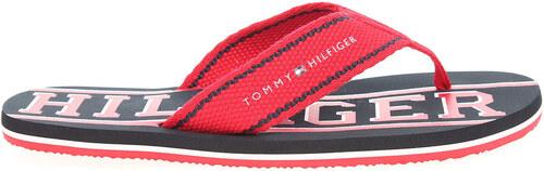 Tommy Hilfiger Boty do vody pánské pantofle FM0FM00276 f2285loyd 13d  červené Tommy Hilfiger 0a60afb673