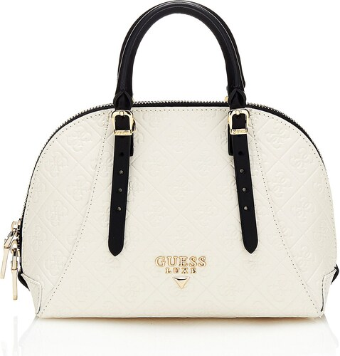 c4f3a17dbc GUESS Kabelka Lady Luxe Leather Mini Satchel - Glami.cz