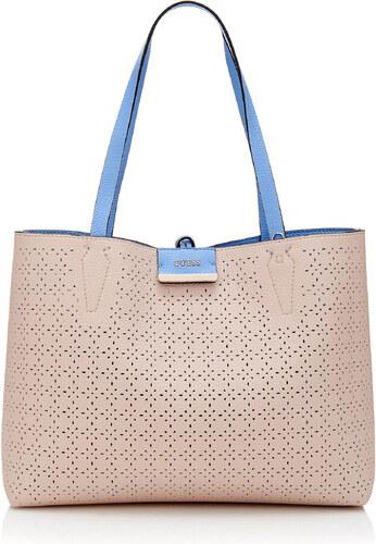 GUESS Kabelka Bobbi Reversible Shopper - Glami.cz 86768c1728c