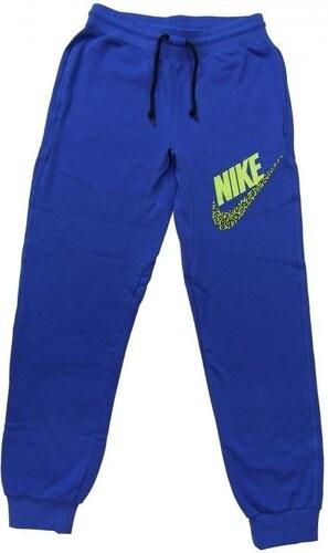 1b1aa29a68a Nike aw77 cuff pant logo weis pánske nohavice 637232-480 - Glami.sk