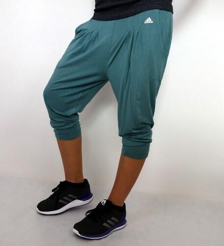 b900485a43c adidas Performance SPU DRAPY PANT Dámské tříčtvrteční kalhoty M66091 ...