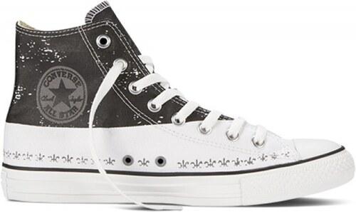 Converse Chuck Taylor All Star Pánské boty Černo-bílá 46 - Glami.cz 691387cccb