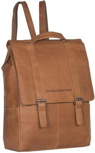 a59dcafa5d2 The Chesterfield Brand Pánský kožený batoh na notebook Rich C58.015631 koňak