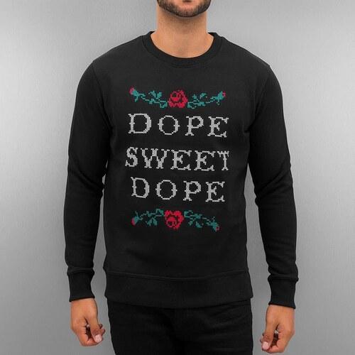 Dangerous DNGRS Městská volnočasová mikina Dope Sweet Dope pánská ... 069e27b23e