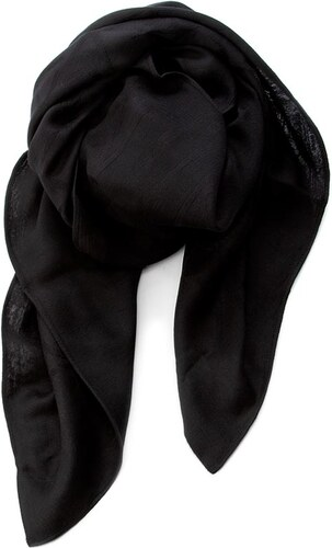 757a2319895 Šátek CALVIN KLEIN BLACK LABEL - Tina Jacquard Scarf K60K603474 001 ...
