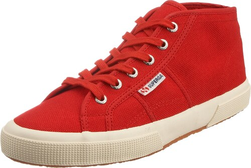 Basses Rouge Mixte Cotu Superga Rouge 975 Baskets Adulte 2754 xIqBx8Cnwt