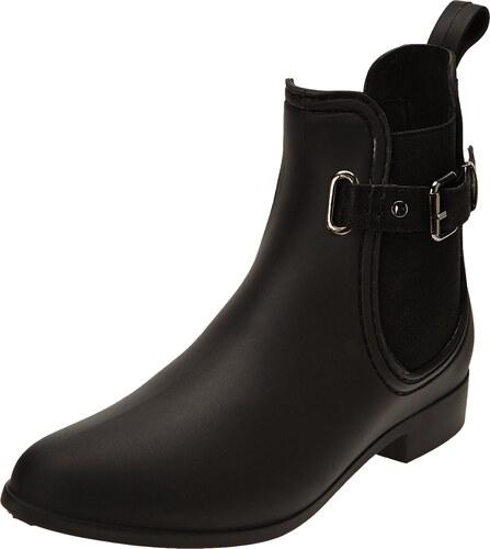 Serena Noir Noir Mat 41 Be femme Only Boots EU p4qHx5fw