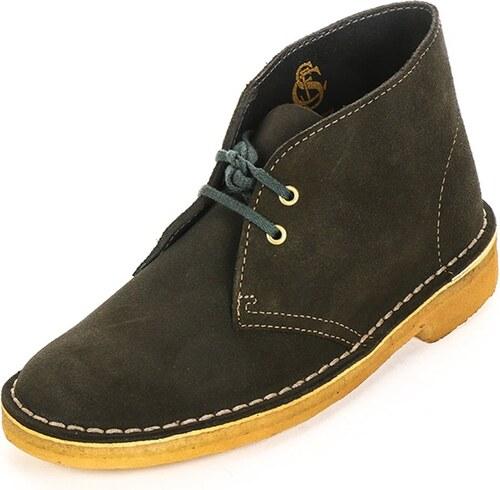 bottines/ boots desert boot femme clarks desert boot 36 Marron ErBfiC5IZ