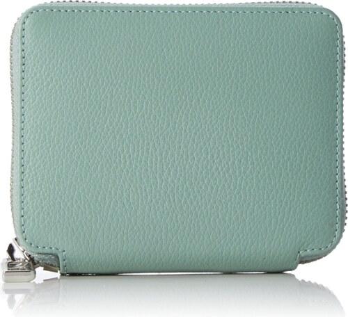 unglaubliche Preise klare Textur Turnschuhe für billige Bogner Damen Zip Around Geldbörse, Grün (Jade), 2x9x11 cm ...