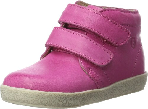 Falcotto 1195 VL, Chaussures Bébé Marche Bébé Fille - Rose - Rose,
