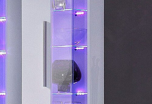 RGB-Glaskantenbeleuchtung